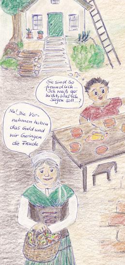 (c) AR - Tobias bei der Bauernfamilie