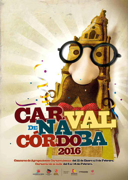 Fiestas en Córdoba Carnaval