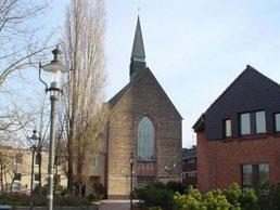 Karmelkirche am Innenhafen