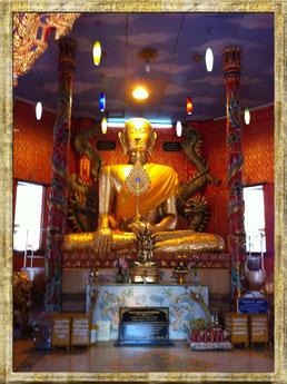 仏様 BUDDHA タイにて