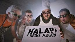 "KALAPI Single ""Deine Augen"""