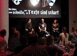 Längs - Die Hamburger Lesebühne - jeden 2. Samstag im Monat in der Mathilde Bar