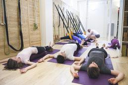 Stage de yoga Iyengar