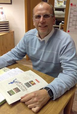 1. Vorsitzender Uwe Steinhäuser