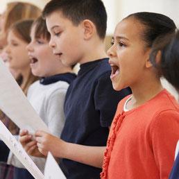 Gesangsunterricht in Kleinmachnow