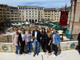 Für Tourismusstudenten ein Muss: Exkursion in den Europa Park nach Rust