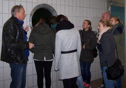 Gesundheitsmanagement in der Praxis, Studierende besuchen die Wasserwerke in Konstanz