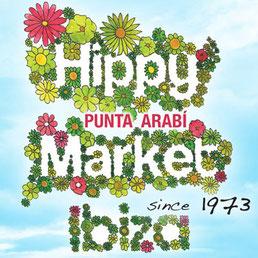 im Sommer jeden Mittwoch in Es Canar Punta Arabi Hippy Market