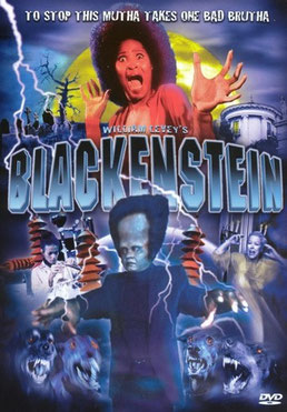 Blackenstein de William A. Levey - 1973 / Horreur
