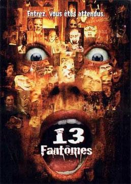 13 Fantômes de Steve Beck - 2001 / Epouvante - Horreur