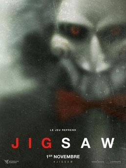 Jigsaw de Michael Spierig & Peter Spierig - 2017 / Horreur