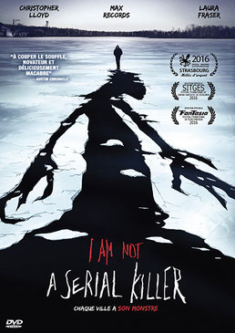 I Am Not A Serial Killer de Billy O'Brien - 2016 / Thriller