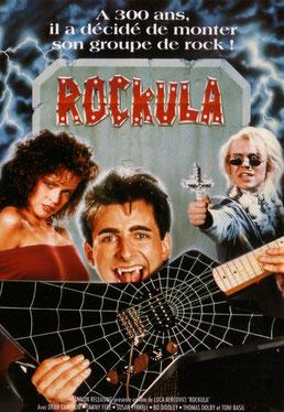Rockula de Luca Bercovici - 1990 / Fantastique