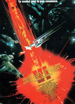 Star Trek 6 - Terre Inconnue de Nicholas Meyer - 1991 / Science-Fiction
