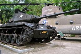 Vist the war museum in Cu Chi