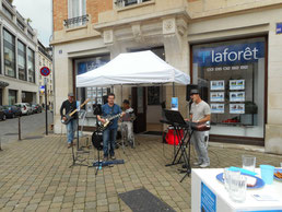 Rockandco fête de la musique Reims 2016