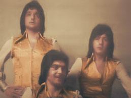 Los tres primero discos marcarán al grupo y fundamentalmente la rumba popular: Foto  de archivo 1976