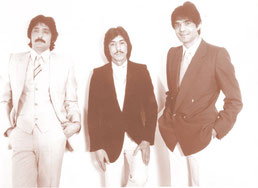 Foto Postal promocional para firmas (Archivo PHILIPS) - Déjame solo - 1983 - disco dedicado a su Mánager
