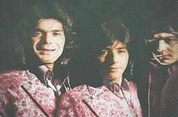 """Foto de archivo correspondiente a 1976 promoción de su tercer disco """"No sé por qué"""" Los Chichos"""