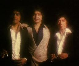 Los Chichos, 1979 - fotos de tiradas para  cassettes -recopilatorios ( foto Archivo PHILIPS)