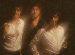 Amor y Ruleta  Portada de su disco foto archivos  PHILIPS   1979