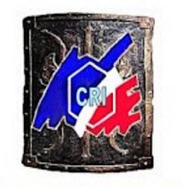 Le logo du CRI, Cercle de Réflexion Interarmées anocr34.fr