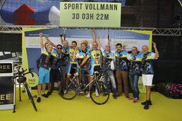 Bernhard und Philipp samt ihrem tollen Team