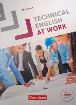Fachbuch: Technical English at work