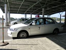 岡山県運転免許センター試験車両