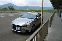 静岡県中部運転免許センター試験車両