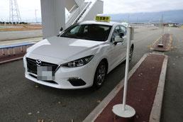 長野中南信運転免許センター試験車両