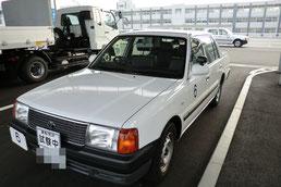 福岡筑豊運転免許試験場試験車両