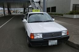 宮城県運転免許センター試験車両