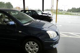 岩手県自動車運転免許試験場試験車両