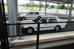 鹿児島県運転免許試験場試験車両
