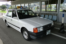 長崎県運転免許試験場試験車両