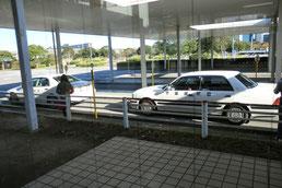 千葉県運転免許センター試験車両