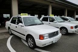 福島運転免許センター試験車両