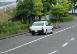香川県運転免許センター試験車両