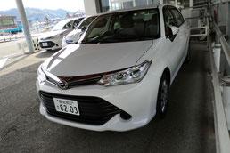 高知県運転免許センター試験車両