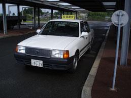 三重県運転免許センター試験車両