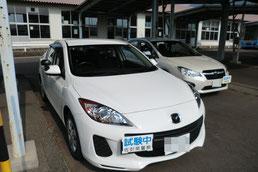 佐賀県運転免許試験場試験車両