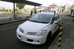 兵庫県自動車運転免許試験場試験車両