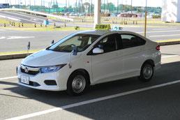茨城県運転免許センター試験車両