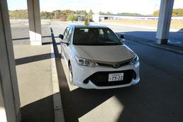 栃木県運転免許センター試験車両