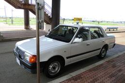 石川県運転免許センター試験車両