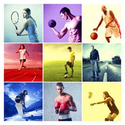 Photo multi-sport
