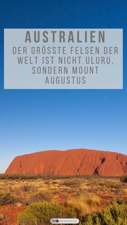 Australien Uluru / Ayers Rock - Orte schaffen geistiges Wohlbefinden - Reisen macht gesund und glücklich - Photo by Holger Link on Unsplash