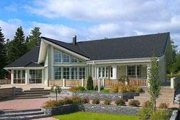 Finnische Blockhäuser - Hier werden Baupartner in Deutschland gesucht.