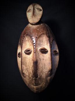 Maschera Lega (collezzione privata)